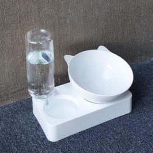 Mísa s doplňovačem vody pro domácí mazlíčky